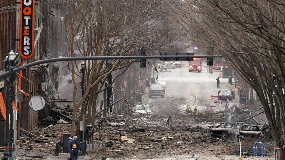 Após identificar autor, fbi busca motivos de explosão em nashville