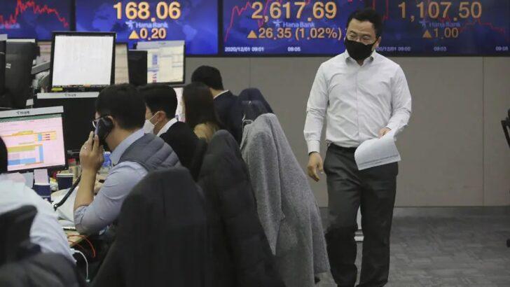 Com dados positivos na china e vacina, mercados internacionais têm alta