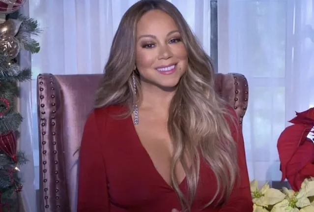 Mariah carey volta ao top 'billboard hot 100' com 'all i want for christmas is you'