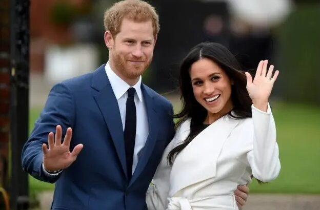 Príncipe harry e meghan markle farão podcast juntos no spotify