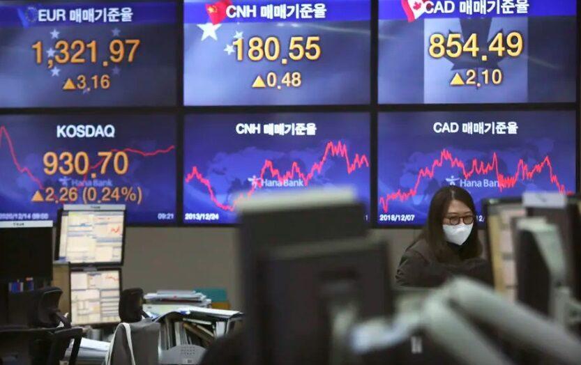 Com negociações do brexit, bolsas da europa têm alta; Ásia fecha instável, com covid no radar