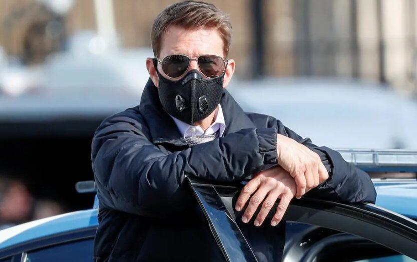 Tom cruise briga em set de 'missão impossível' por causa de protocolo contra o coronavírus
