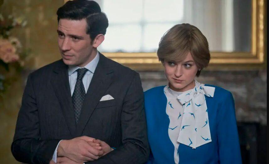 Série 'the crown' é criticada por 'parcialidade' com charles e diana
