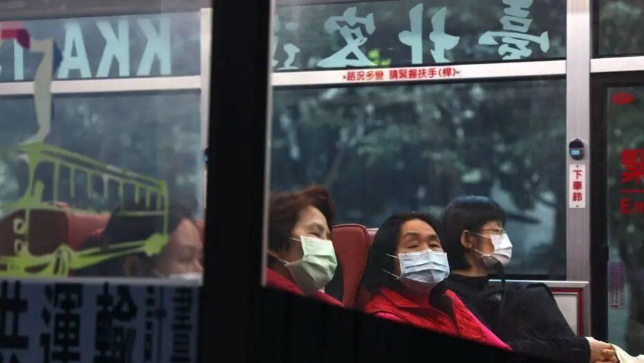 Taiwan registra o primeiro caso de contaminação local por covid-19 após oito meses