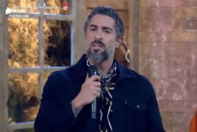 'a fazenda 12': marcos mion revelou resultado da eliminação em live antes da tv