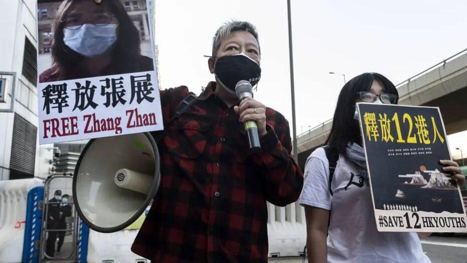 China condena jornalista que cobriu covid-19 em wuhan a quatro anos de prisão