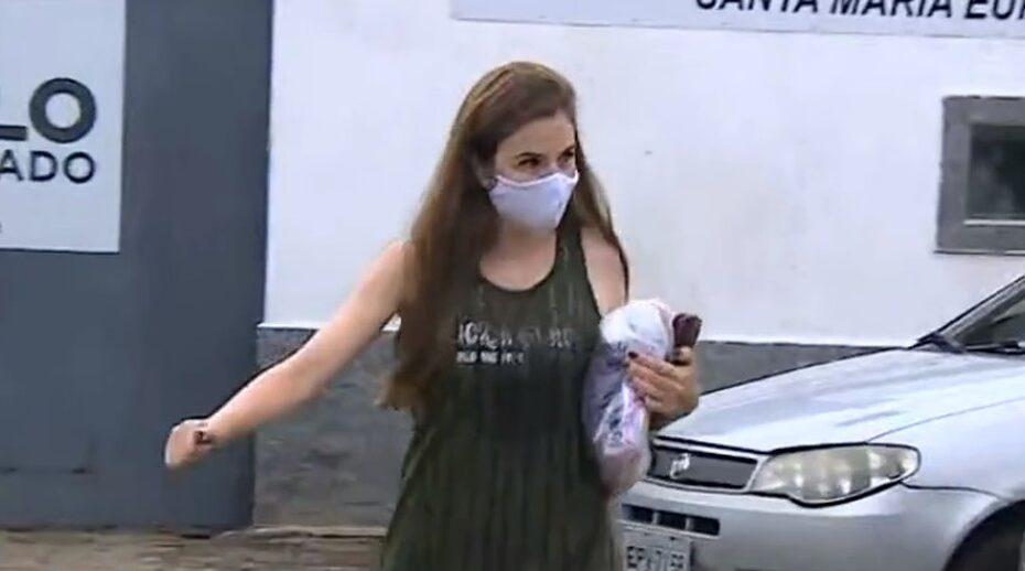 Suzane von richthofen deixa a prisão para 'saidinha' temporária de natal e ano novo
