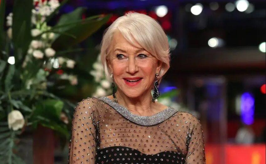 Helen mirren alerta que pandemia pode deixar trabalhadores do teatro sem casa