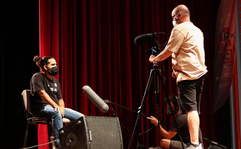 Projeto caravana rec realiza oficina de audiovisual online; inscrições seguem até o dia 13