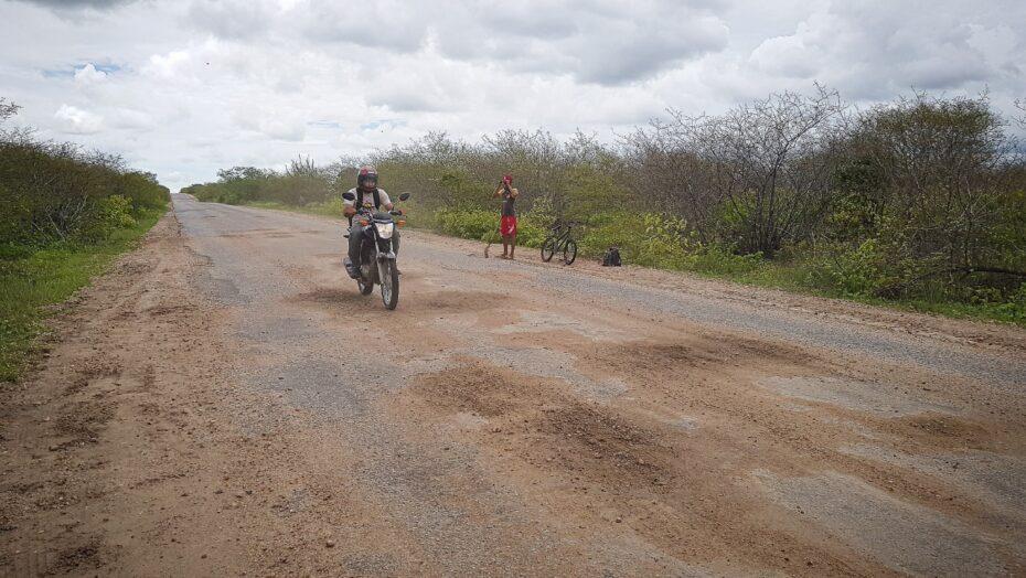 Cerca de 80% das estradas do rn precisam de reparo