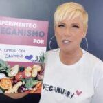 Xuxa estrela campanha que propõe adoção de um 'janeiro vegano'