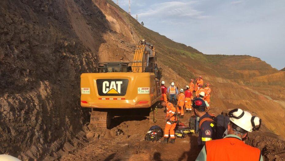 Vale diz lamentar morte de trabalhador em mina em brumadinho