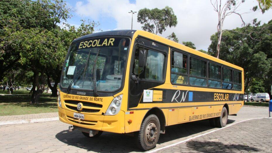Governo do rn investirá em melhoria do transporte escolar e reforma de escolas