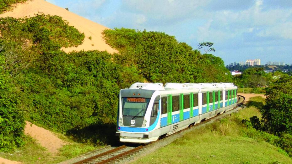 Trens urbanos da grande natal não vão operar dias 1° e 2 de janeiro