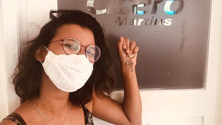 Vereadora mais jovem de natal, brisa bracchi defende mandato participativo