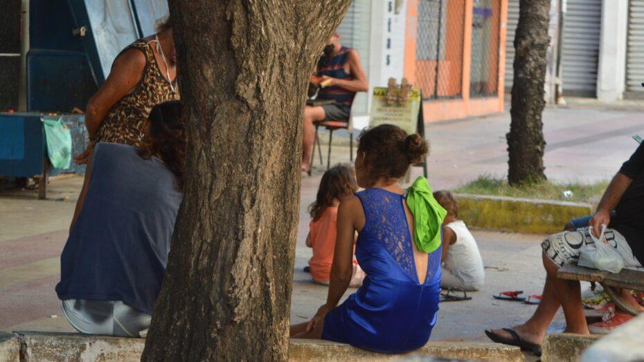 Com aumento da mendicância no fim de ano, semtas divulga campanha em combate ao trabalho infantil