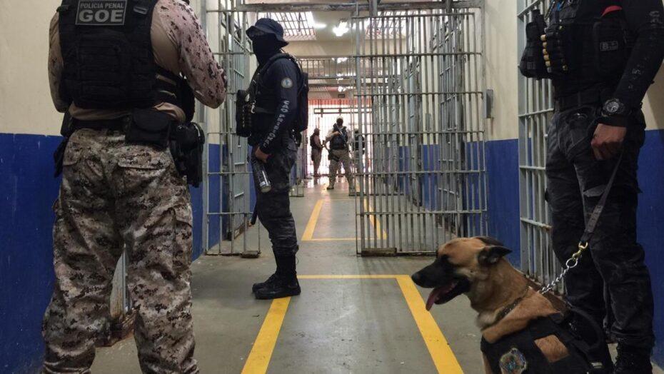 Visitas presenciais na cadeia de ceará mirim são suspensas após preso testar positivo para covid-19