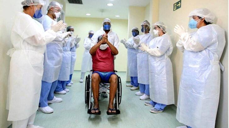 Três pacientes vindos de manaus para o rn com covid-19 melhoram e devem ter alta nas próximas horas