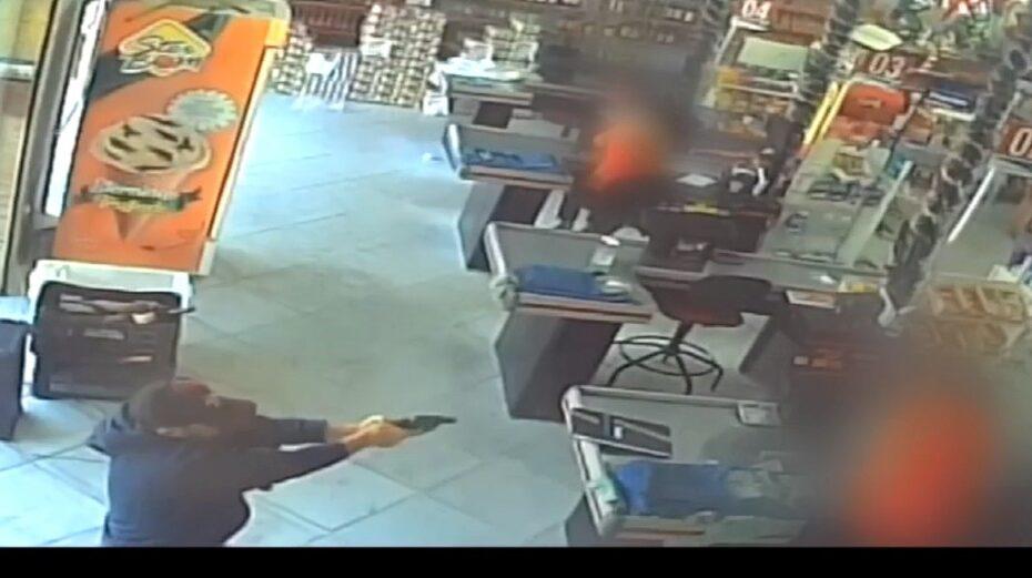 Homem é assassinado a tiros dentro de supermercado em município do rn