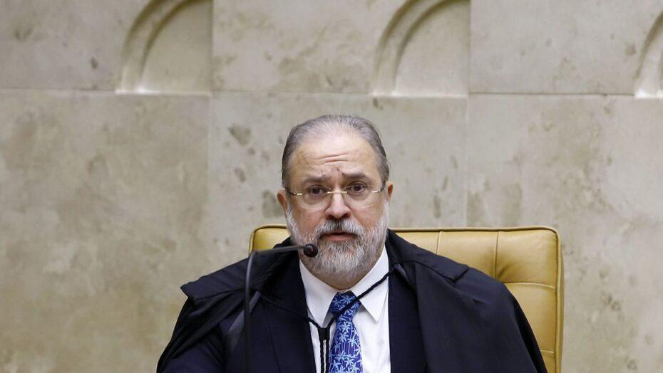 """Augusto aras sugere que bolsonaro pode decretar """"estado de defesa"""""""