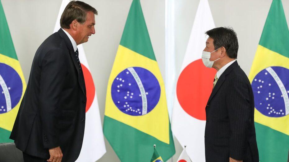 Bolsonaro recebe convite para assistir à abertura de tóquio 2021