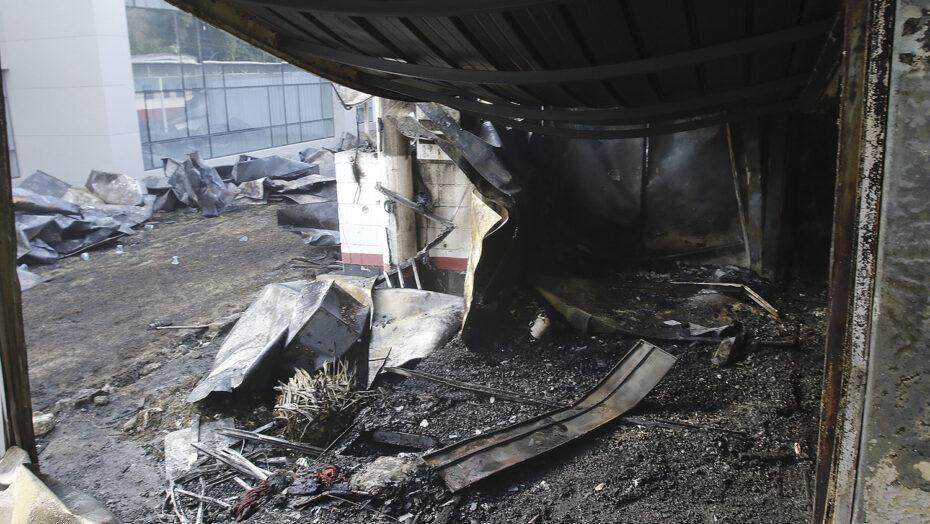 Mp-rj denúncia 11 pessoas no caso do incêndio no ninho do urubu