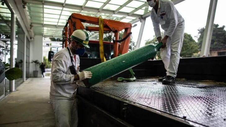 Amazonas sabia desde novembro que oxigênio de hospitais era insuficiente