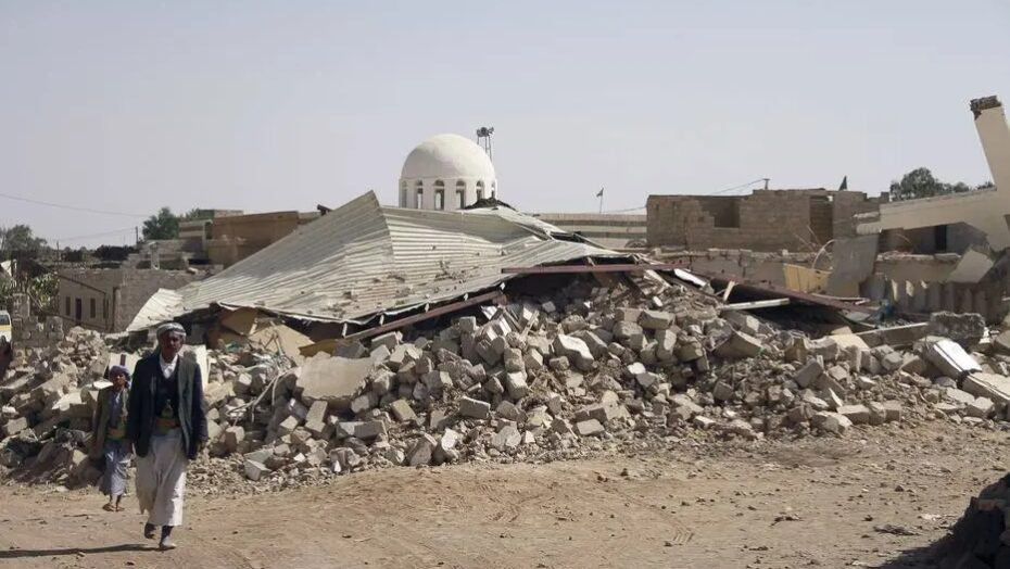 Cinco mulheres morrem em ataque a casamento no iêmen