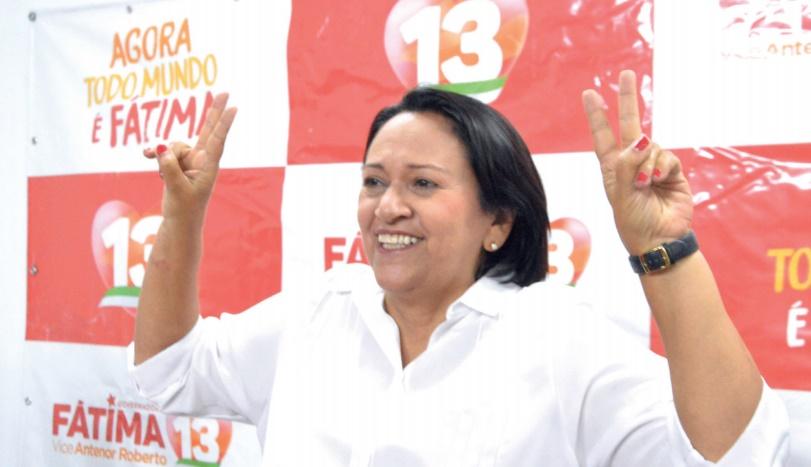 Com oposição dispersa, fátima pavimenta reeleição ao governo do rn em 2022