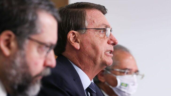 Governo é favorável à importação privada de vacinas, diz bolsonaro