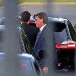 Bolsonaro ironiza manifestação por impeachment: 'vi uma carreata monstro de uns 10 carros'