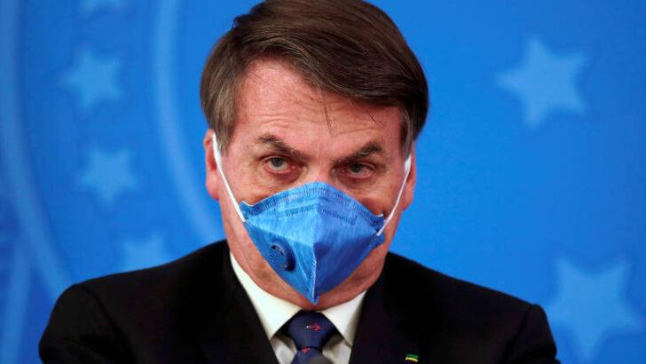 'falta de oxigênio foi gota d'água', diz signatário de denúncia contra bolsonaro