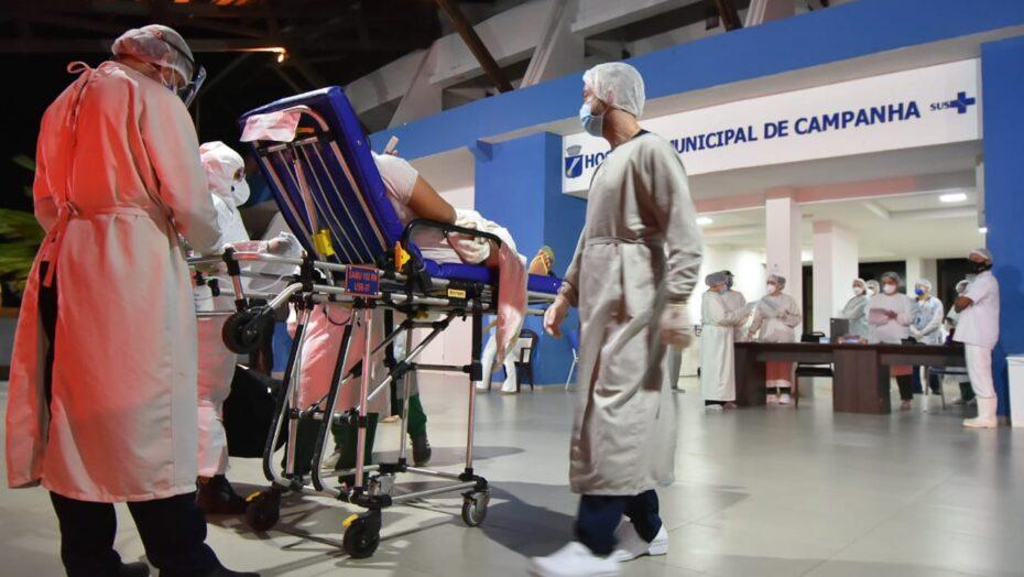 Natal recebe mais 16 pacientes do amazonas para tratamento de covid