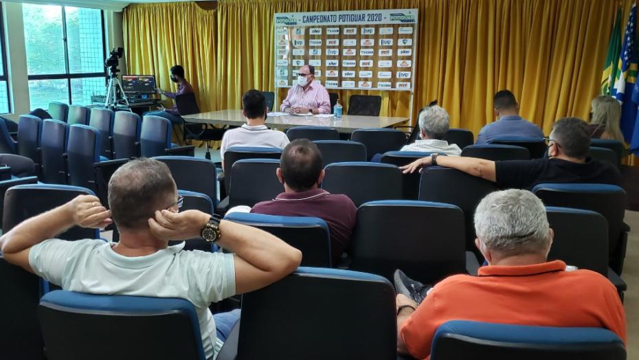Campeonato potiguar de 2021 começará em 24 de fevereiro e pode ser transmitido em tv aberta