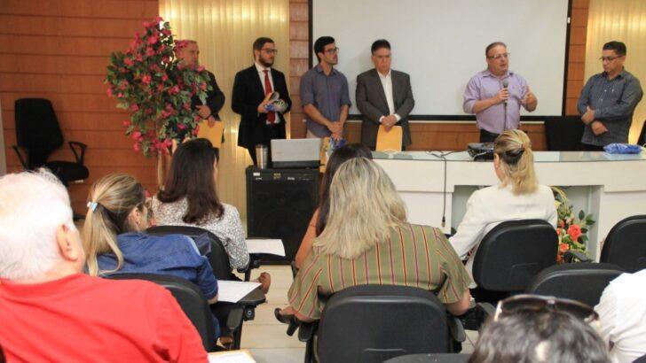 Vereadores e assessores participarão de seminário de integração na cmn