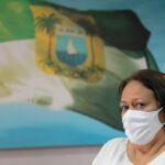 Governadora fátima pede agilidade ao governo federal para produção de vacinas