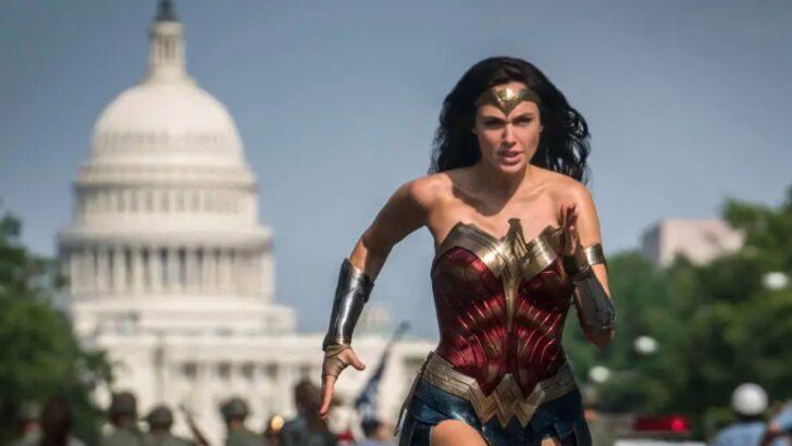 'mulher maravilha 1984' arrecada us$ 5,5 milhões no segundo fim de semana de exibição