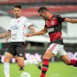 Brasileirão: de olho no título e querendo embalar, flamengo encara athletico em curitiba