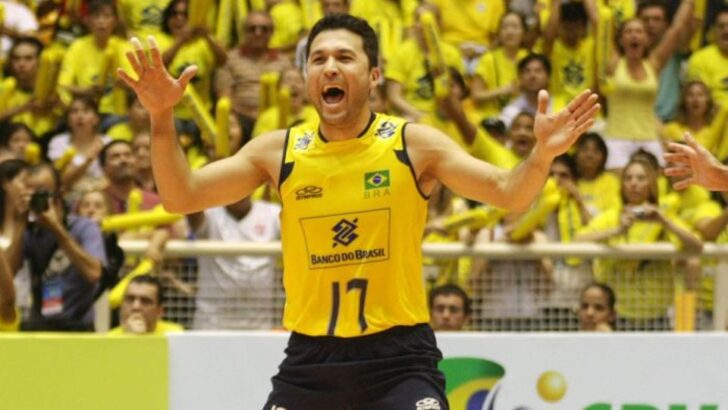 Campeão mundial de vôlei, marlon muraguti é inspiração para jovens atletas no rn