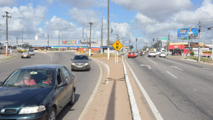 Dnit vai interditar trecho da avenida tomaz landim na próxima terça-feira