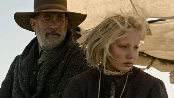 Helena zengel contracena com tom hanks em 'relatos do mundo', mas nunca tinha ouvido falar dele