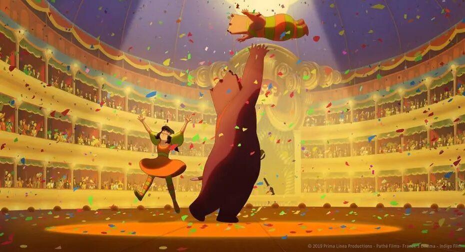 Lorenzo mattotti busca essência lúdica na animação 'a famosa invasão dos ursos na sicília'
