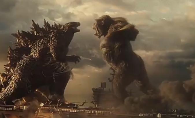 'godzilla vs kong' ganha primeiro trailer oficial; confira