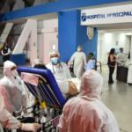 Quatro pacientes com covid-19 de manaus melhoram e recebem alta do hospital de campanha de natal
