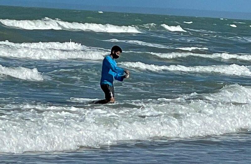 Balneabilidade: três trechos de praias do rn estão impróprios para banho