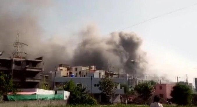 Incêndio atinge sede da maior fabricante de vacinas do mundo na Índia