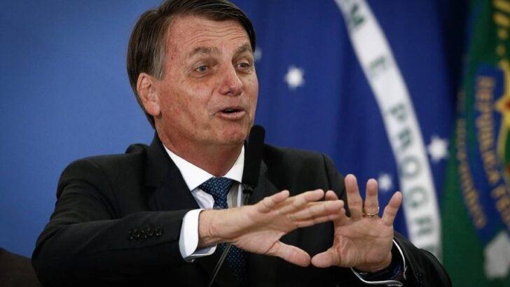 """Bolsonaro sobre aliança pelo brasil: """"se não decolar, buscamos outro partido"""""""