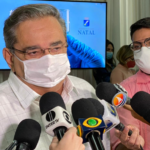 Moradores de outras cidades poderão tomar vacina contra a covid em natal, diz prefeito