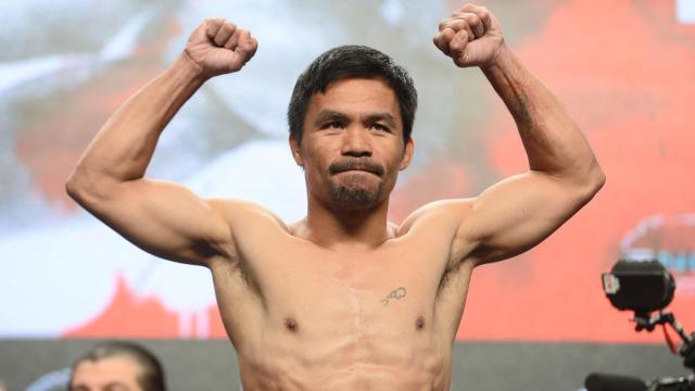 Manny pacquiao decepciona ao dizer que prefere luta com conor mcgregor a encarar errol spence jr.