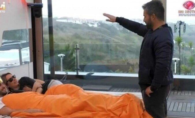 Participante é expulso do big brother portugal por fazer gestos nazistas